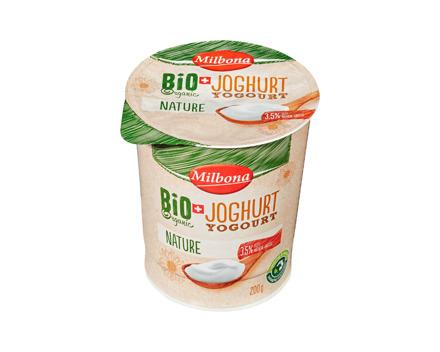 Bio Naturjoghurt 3,5%