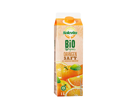 Bio Orangensaft