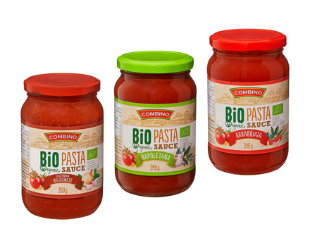 Bio Pastasauce