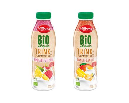 Bio Trinkjoghurt