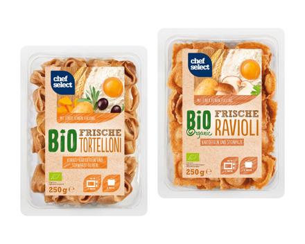 Bio Vollkorn Tortelloni/ Ravioli