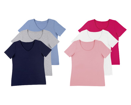 BLUE MOTION DAMEN-BASIC-SHIRTS