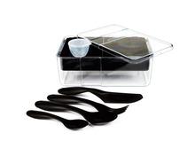 Bodum Lunchbox mit Besteck