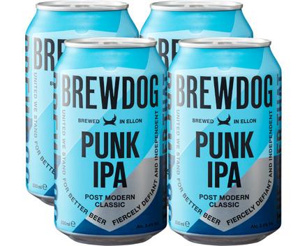 Brewdog Bier Punk IPA