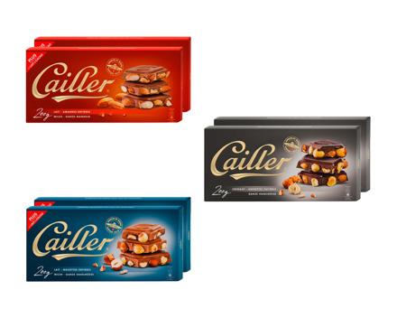 Cailler Premium Tafelschokolade