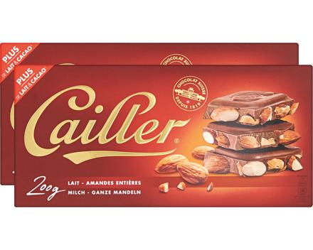 Cailler Tafelschokolade Milch