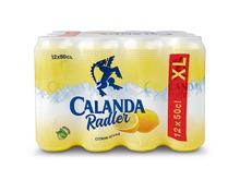 Calanda Radler, Dosen, 12 x 50 cl