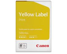 Canon Yellow Label Kopierpapier