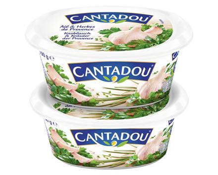 CANTADOU® KRÄUTER UND KNOBLAUCH