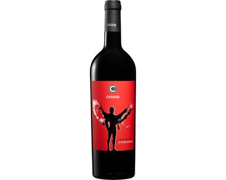 Casadei Armonia Rosso bio Toscana IGT