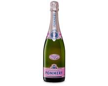 Champagne AOC Rosé Pommery, brut, 75 cl, mit Etui