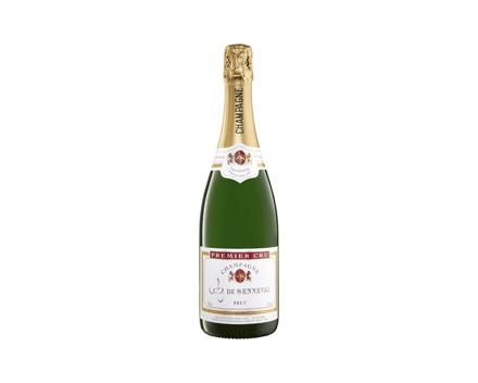 Champagner C. de Senneval 1er Cru AOP
