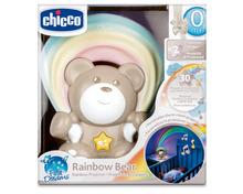 Chicco Nachtlicht «Rainbow Bear», 10 x 20 x 21 cm