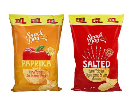 Chips Paprika/Nature XXL
