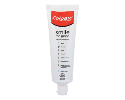 Colgate Zahnpasta Smile for Good Whitening 3 x 75 ml