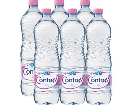 Contrex Mineralwasser