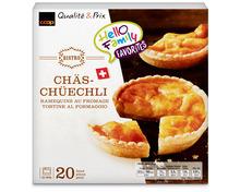 Coop Chäs-Chüechli, tiefgekühlt, 20 x 70 g
