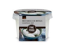 Coop Fine Food Mozzarella di Bufala, 125 g