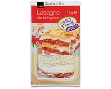 Coop Lasagne alla bolognese