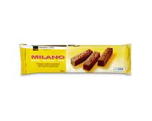 Coop Milano Waffeln, Fairtrade Max Havelaar, 3 x 165 g, Trio