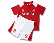 Coop Mini Kids EM-Set T-Shirt und Hose Schweiz