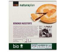 Coop Naturaplan Bio-Bündner Nusstorte, 300 g