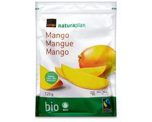 Coop Naturaplan Bio-Mango, Fairtrade Max Havelaar, 3 x 120 g