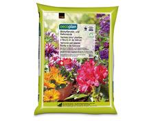 Coop Oecoplan Blühpflanzen- und Balkonerde, 30 Liter