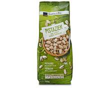Coop Pistazien, geröstet und gesalzen, 750 g