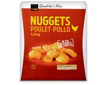 Coop Poulet-Nuggets im Teig, tiefgekühlt, 1,5 kg