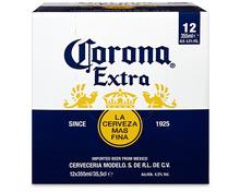 Corona Extra Bier, 12 x 35,5 cl