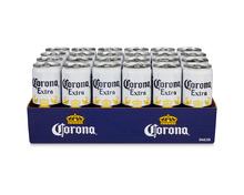 Corona Extra Bier, Dosen, 24 x 33 cl