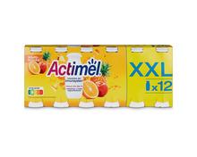 Danone Actimel Multifrucht, 12 x 100 g