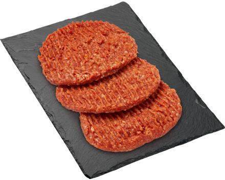 Denner BBQ Helvetia-Burger