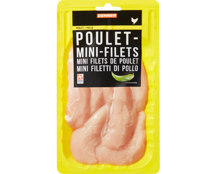 Denner Poulet-Mini-Filets