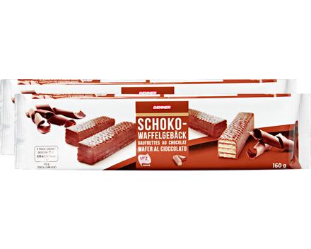 Denner Schoko-Waffelgebäck