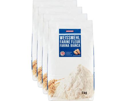 Denner Weissmehl