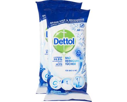 Dettol Bad-Reinigungstücher
