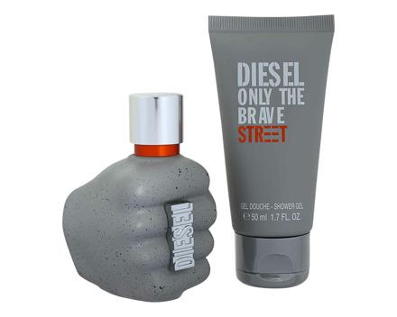 Diesel Only The Brave Street Duftset, 2-teilig