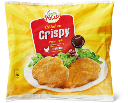 Don Pollo Chicken Crispy
