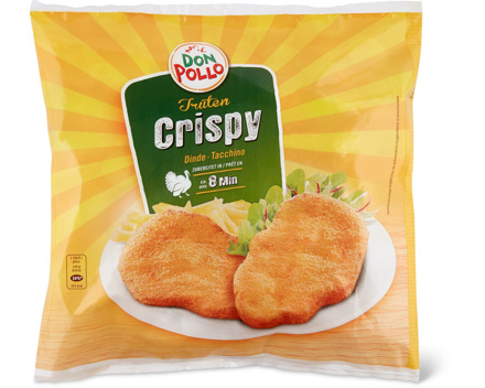 Don Pollo Truten Crispy