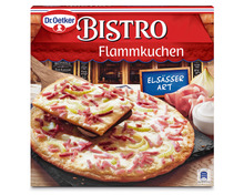 Dr. Oetker Bistro Flammkuchen, tiefgekühlt, 3 x 265 g
