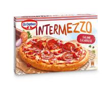Dr. Oetker Intermezzo Salami Calabrese / 3 Käse Frühlingszwiebeln