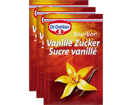 Dr. Oetker Vanillezucker Bourbon