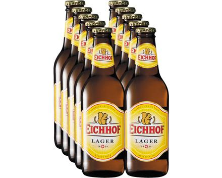 Eichhof Lagerbier hell