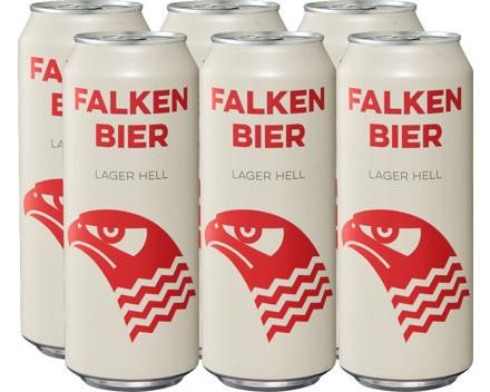 Falken Lagerbier hell