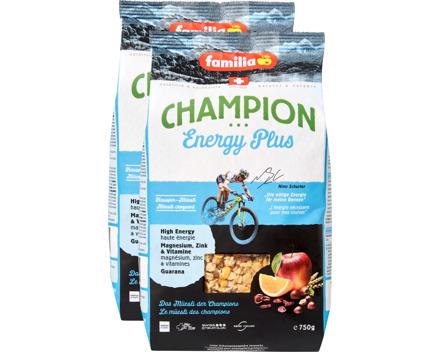 Familia Müesli Champion Energy Plus