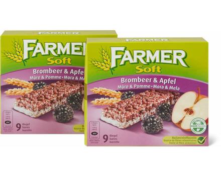 Farmer Getreidestängel