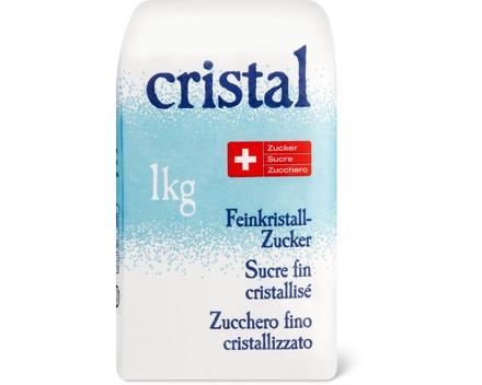 Feinkristallzucker Cristal