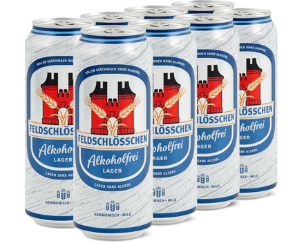 Feldschlösschen alkoholfrei